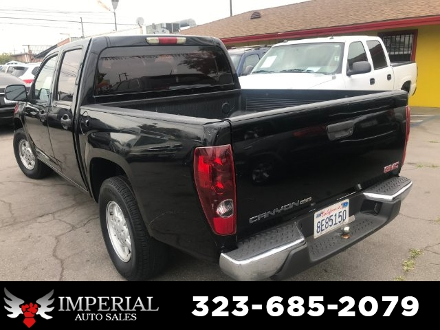 2007 Gmc Canyon Imperial Auto Sales In Los Angeles Ca
